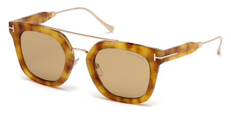 d9f52c072e6 Tom Ford Alex-02. FT0541 51 - 53E - blonde havana   brown 3562.50 -