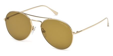 ee1a10f899348 Tom Ford Ace-02. FT0551 55 - 28E - shiny rose gold   brown 2787.50 -